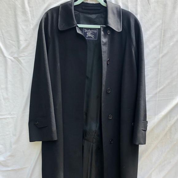 Burberry Burella Black Trench Coat
